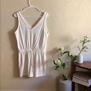 Terry cloth old navy romper